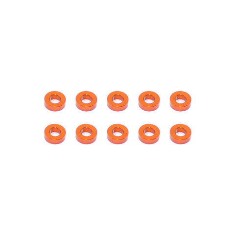 ArrowMax Alu Shims 3X6X2-Orange (10)