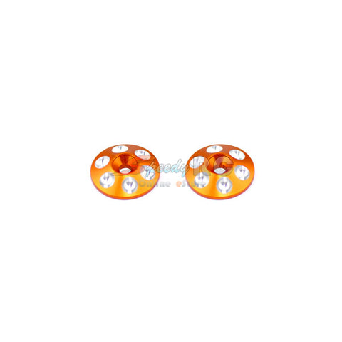 ArrowMax Alu Rear Wing Shims (Orange) AM-030101