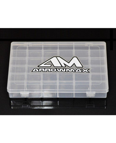 AM-199523 36-Compartment Parts Box (272 X 175 X 43MM)