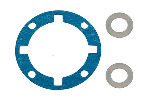 Team associated RC10B74 DIFFERENTIAL GASKET & O-RINGS ASS92133
