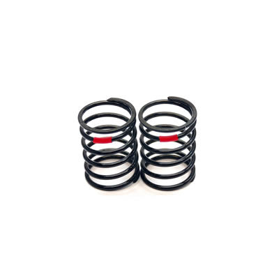 VBC Racing TBB Shock Spring (Red-Medium Soft) B-02-VBC-0134