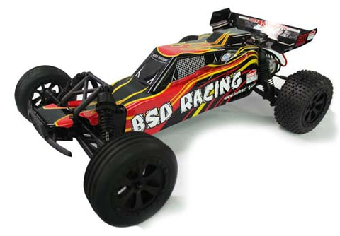 BSD1/10TH 2WD BUGGY  RTR (BS710T)