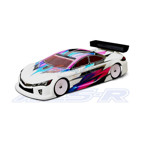 Blitz ALS-R 0.8mm 190mm Touring Car Body Shell BZ-60218