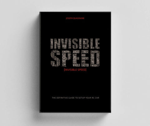 INVISIBLE SPEED (TAKING PRE ORDER NOW)