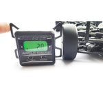 RC MAKER DIGITAL CAMBER AND TOE GAUGE for 1/8th Offroad! Designed for use with 1/8th EP/GP Buggy and Truggy