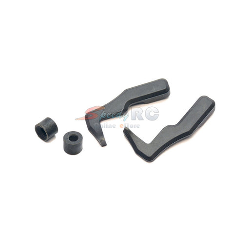 VBC WildFire D06 Battery Mount Set D-05-VBC-0097