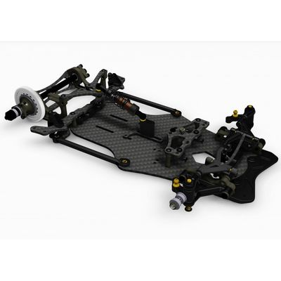 DVX00001 DESTINY VD-12 1/12 SCALE COMPETITION RACING CAR KIT