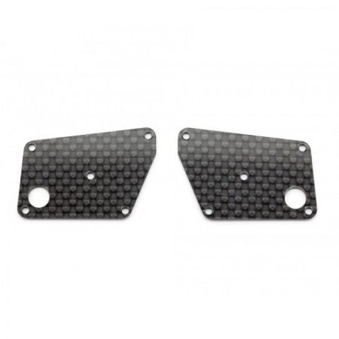 Rear Lower Suspension Arm Cover (Carbon) for IF15 G114