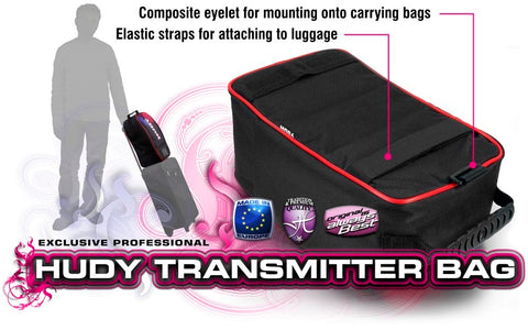 HUDY EXCLUSIVE TRANSMITTER BAG - LARGE - HD199170