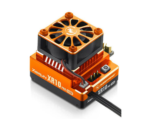 Hobbywing Xerun XR10 Pro G2 (G2 EDTION) Brushless ESC  ORANGE HW30112607 NEW FOR 2019/20