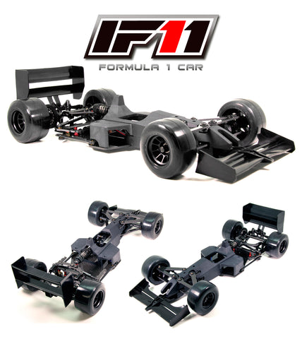 IF11 Formula 1 Car Kit