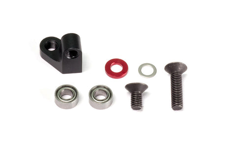 REAR BELT ROLLER SET (IF14 / Black)