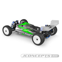 Jconcepts F2 B74 Body with two Aero, S-Type rear wings JC0397
