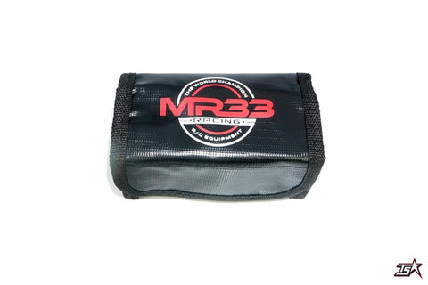 MR33 Lipo Bag for 1S  MR33-LB-1S