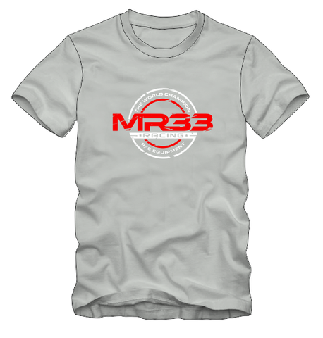 MR33 t-shirt MR33-ShirtG-2XL