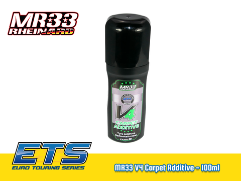MR33 V4 Carpet Additive 100ml ETS  MR33-0004