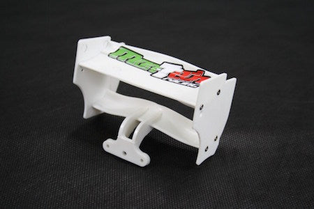 Mon-tech F1 Rear Wing - White