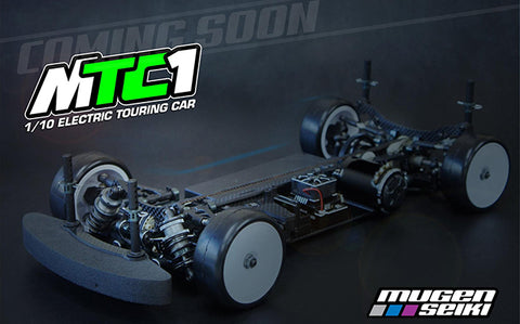 Mugen Seiki MTC1 Electric Touring Car Kit