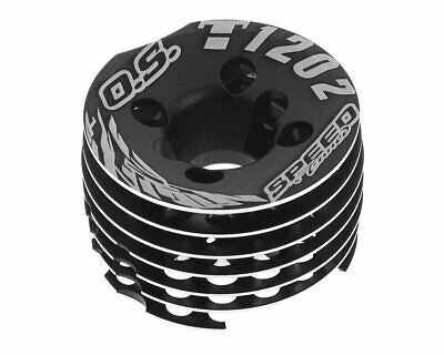 O.S. Outer Head Speed T1203 2AP04000T T1203 head