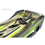 Protoform P909 1/8 On Road Clear Body (Lightweight) (PRM1504-30)