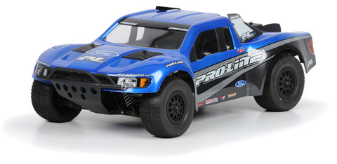 PROLINE FLO-TEK FORD F-150 RAPTOR SVT CLEAR BODY FOR SCT - PR3366-00