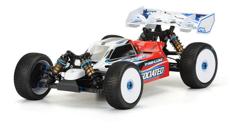 PROLINE RC8B3E PREDATOR CLEAR BODY - PR3453-00