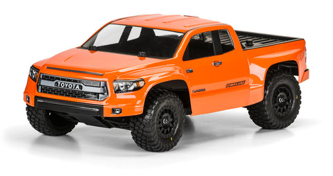 TOYOTA TUNDRA TRD PRO TRUE SCALE CLEAR BODY PR3476-00