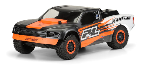 PROLINE 2017 FORD F-150 RAPTOR DESERT TRUCK CLEAR BODY - PR3489-00