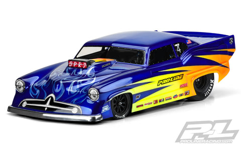 PROLINE SUPER J PRO-MOD CLEAR BODY FOR SLASH 2WD DRAG CAR - PR3523-00