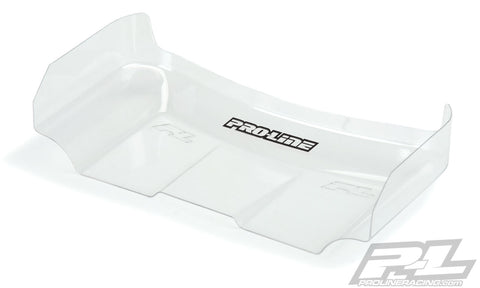 "PROLINE PRE-CUT AIR FORCE 2 HD 6.5"" CLEAR REAR WING (1) FOR 1:10 BUGGY - PR6320-17"