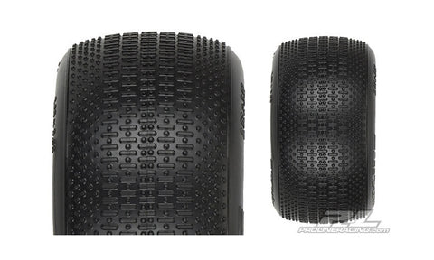 "Proline 8214-02 Scrubs 2.2"" 4WD M3 (Soft) Off-Road Buggy Front Tires (2pcs) 1/10"