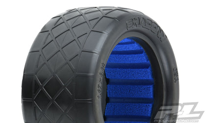"PROLINE Shadow 2.2"" S3 (Soft) Off-Road Buggy Rear Tires (2) (with closed cell foam) -"