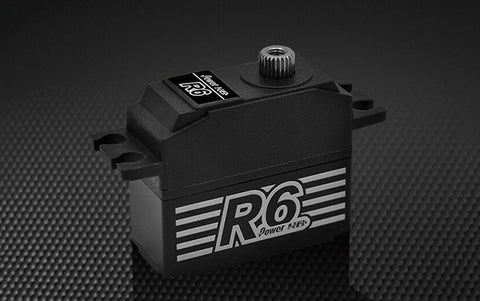 Power HD R6 1/12th Pan Car Servo