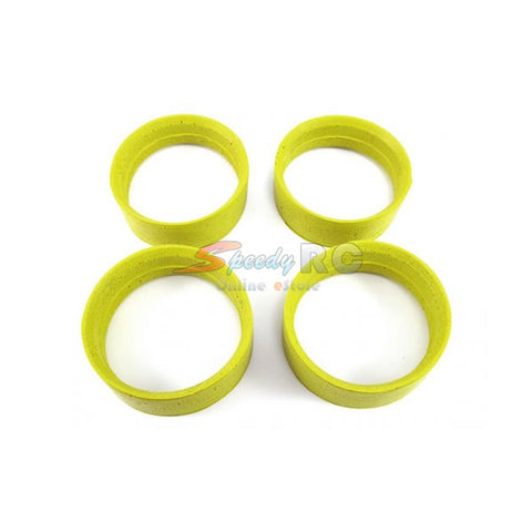 RUSH Molded Insert 3.5mm Yellow RU-0370