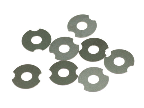 INFINITY WHEEL SHIM 0.25mm (SUS/8pcs) T143