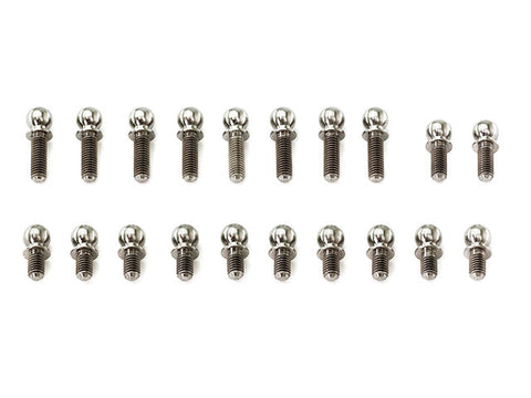 INFINITY T157 IF14 Titanium Ball End 4.9mm Set (20 / IF14)