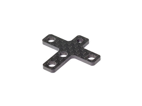 INFINITY T223 Graphite Rear Chassis Stiffener 2.0mm