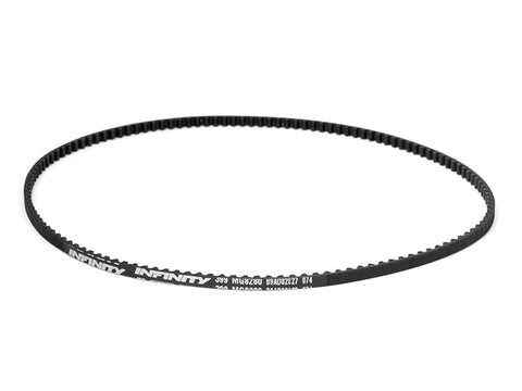 INFINITY T224 front drive belt 3x399mm