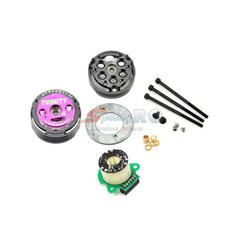 Trinity D4 Complete Rebuild Kit for 17.5T TEP1724175