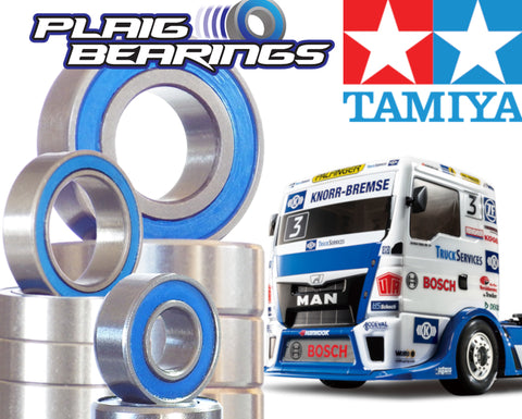Tamiya Team Hahn Racing MAN TGS TT-01E Bearing Kit