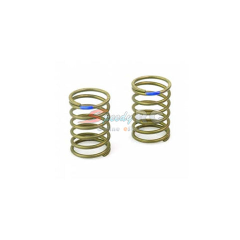 X-Gear FLEX Touring Car Spring G8 C2.4 BLUE (Soft) 25mm XG-XST011