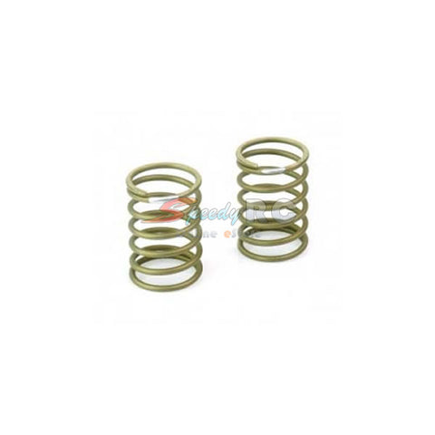 X-Gear FLEX Touring Car Spring G8 C2.5 SILVER (Med Soft) 25mm XG-XST012