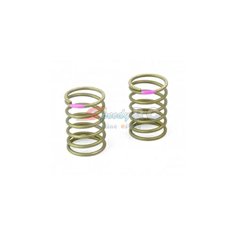 X-Gear FLEX Touring Car Spring G8 C2.6 PINK (Medium) 25mm XG-XST013