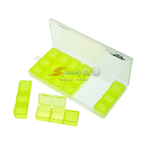 Yeah Racing Multi Funtion Storage Box for RC Accessories YA-0323