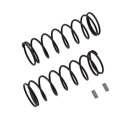 Team Associated Rear Springs V2, gray, 4.2 lb/in, L86, 10.75T, 1.6D Ass81230