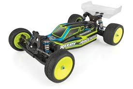 Team Associated B6.1 Lightweight Body, clear  ass91828