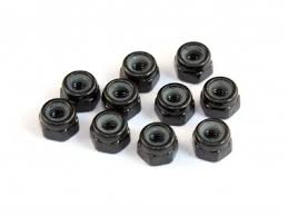 Roche - M3 Locknut, 10 pcs (530003)