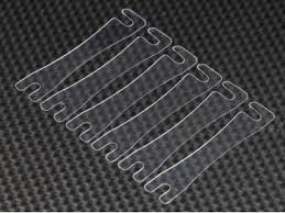Roche - 0.25mm Height Adjust Plate, 6 pcs (340058)