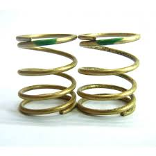 Progressive Dynamic Spring -High Response (Green: T2.5~3.3, 4pcs)