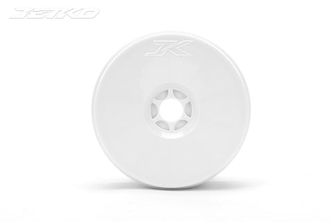 JETKO WHITE 1/8 Wheels JK611001WH